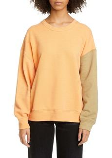 Rejina Pyo Charlie Split Back Sweatshirt