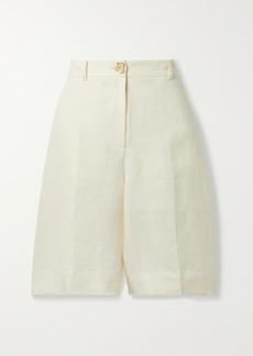 Rejina Pyo Riley Linen Shorts