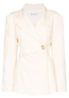 Rejina Pyo single-breasted wide lapel blazer