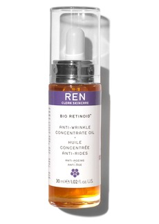 REN Bio Retinoid Anti-Wrinkle Concentrate Oil