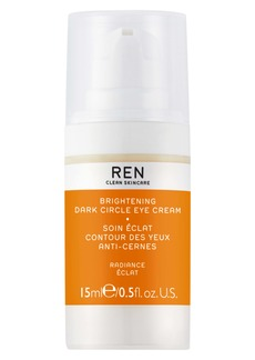 REN Clean Skincare Brightening Dark Circle Eye Cream