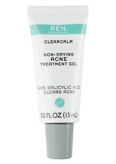REN Clean Skincare Clearcalm Non-Drying Acne Treatment Gel
