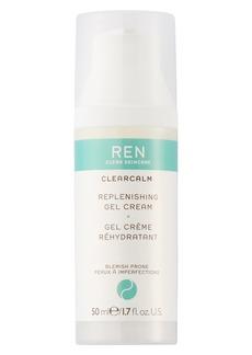 Ren Clean Skincare Clearcalm Replenishing Gel Cream