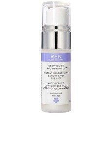 REN Clean Skincare Keep Young and Beautiful Instant Brightening Beauty Shot Eye Lift