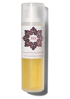 REN Clean Skincare Moroccan Rose Otto Body Wash