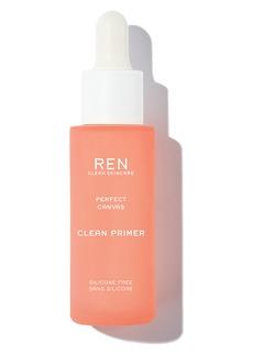 Ren Clean Skincare Perfect Canvas Clean Primer - No Color