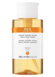 Ren Clean Skincare Steady Glow Daily Aha Tonic Resurfacing Toner