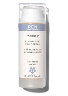 REN Clean Skincare V-Cense™ Revitalizing Night Cream