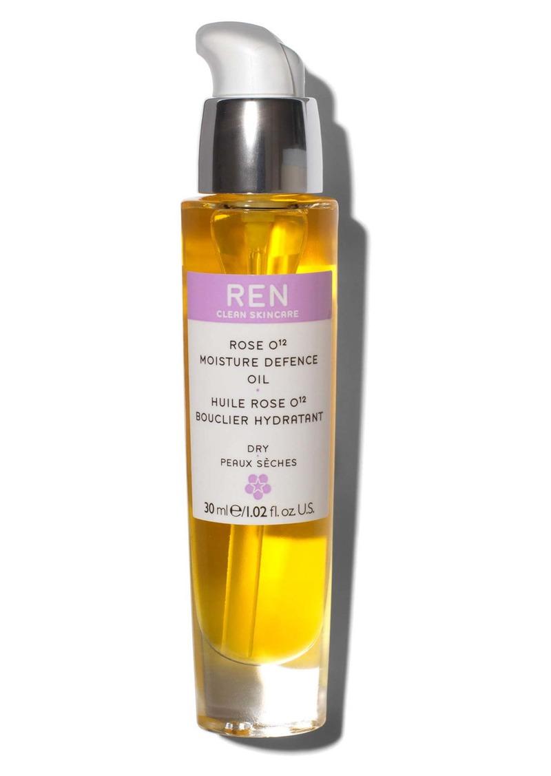 REN Clean Skincare Rose O¹² Moisture Defence Serum