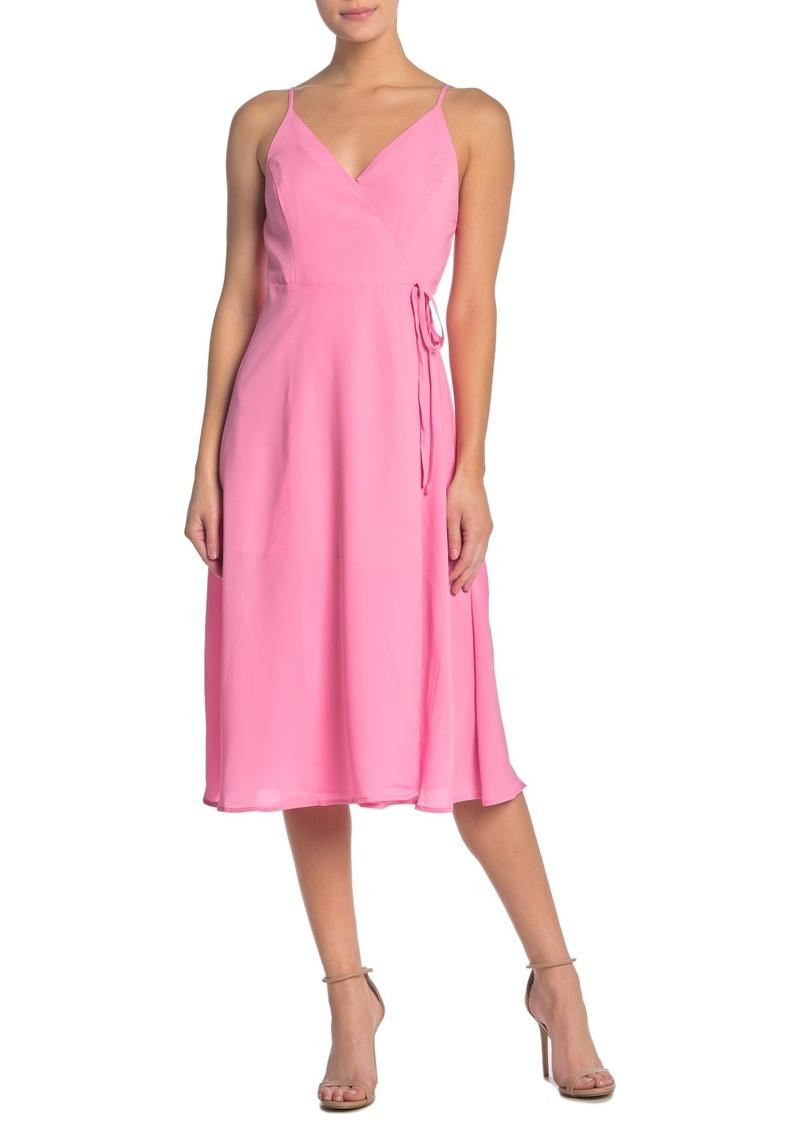 re:named Annie Midi Dress