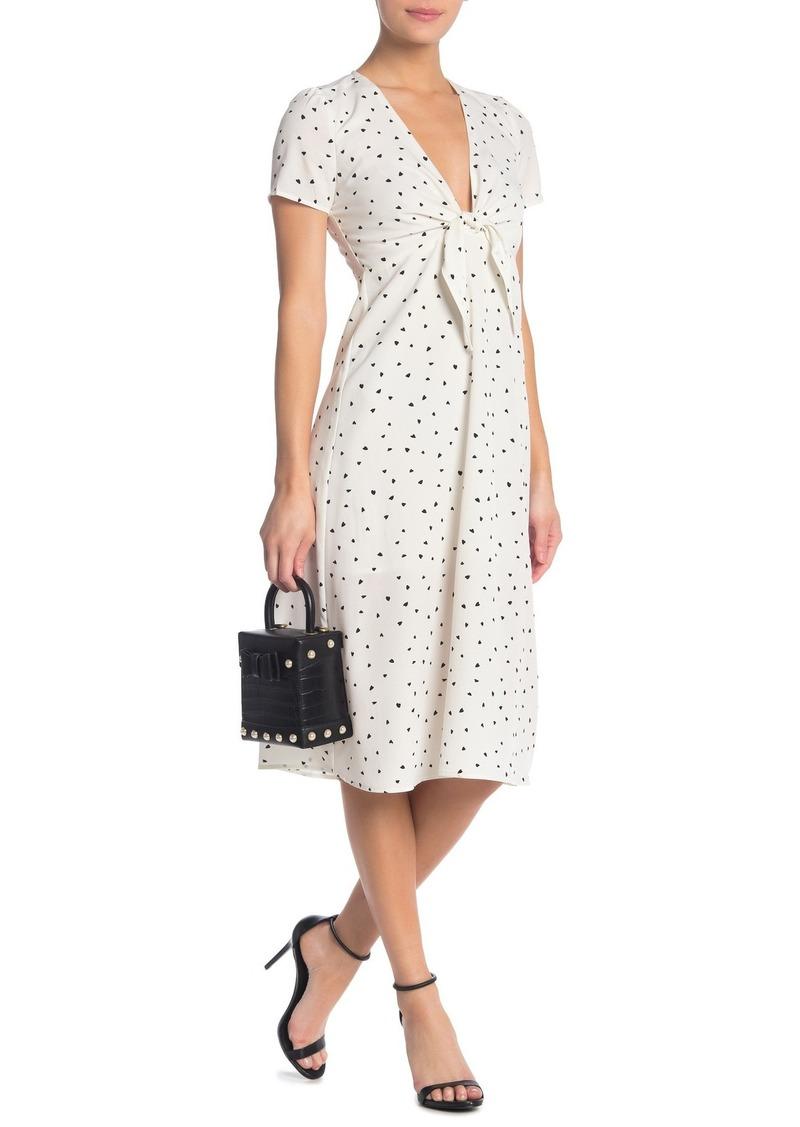 re:named Faith Midi Dress