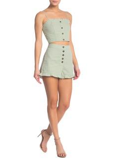 re:named Haley Picnic Shorts