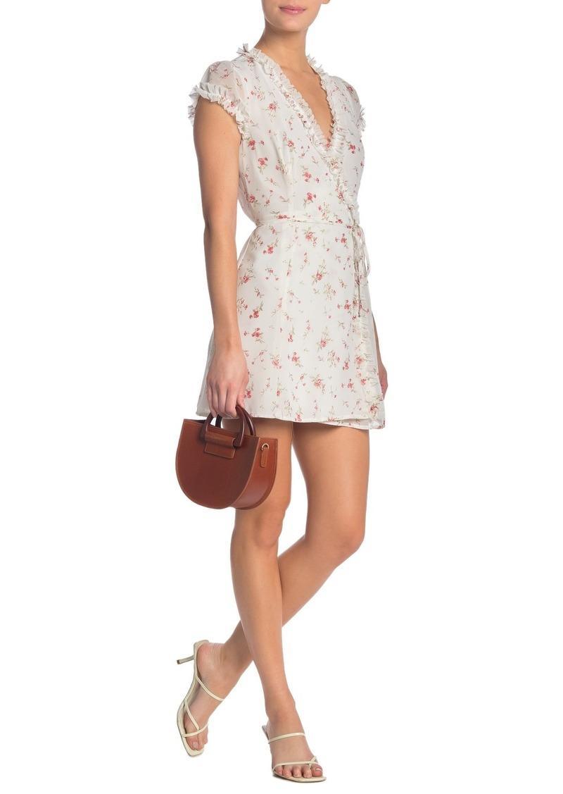 re:named Liv Ruffle Dress