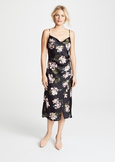 re:named Floral Slip Dress