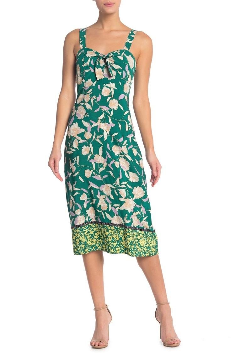 re:named Saira Midi Dress