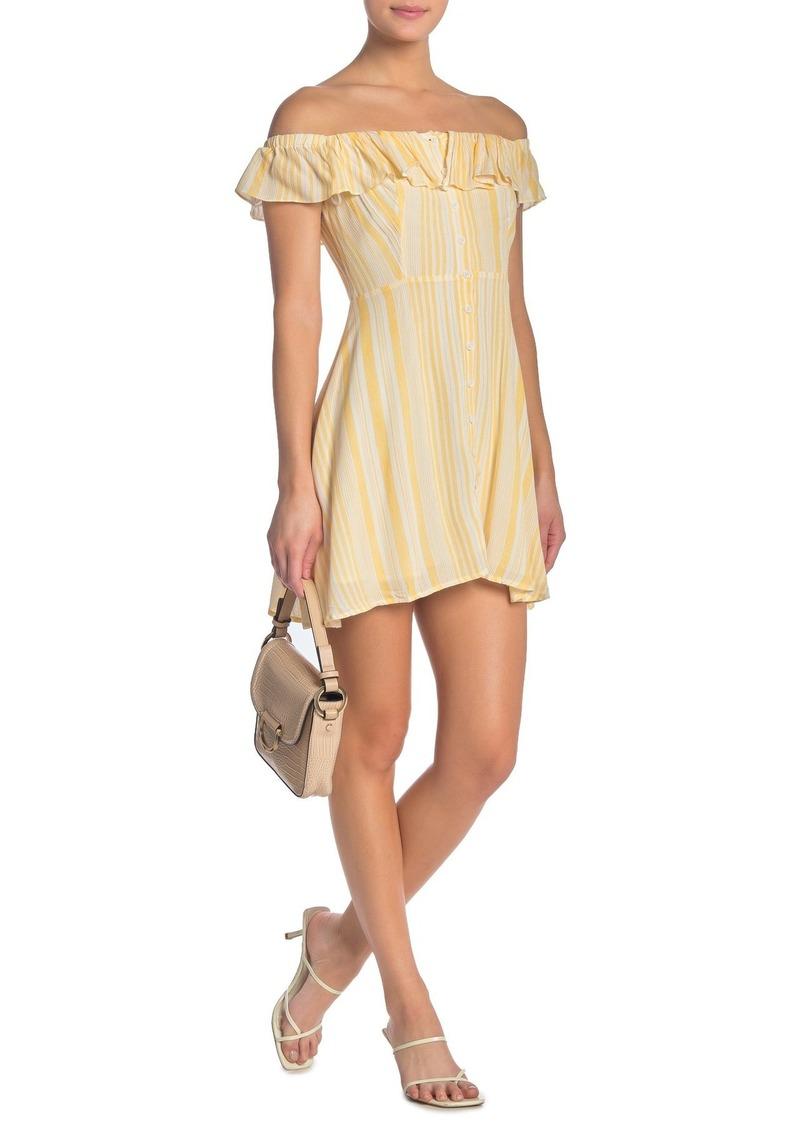 re:named Tonya Dress