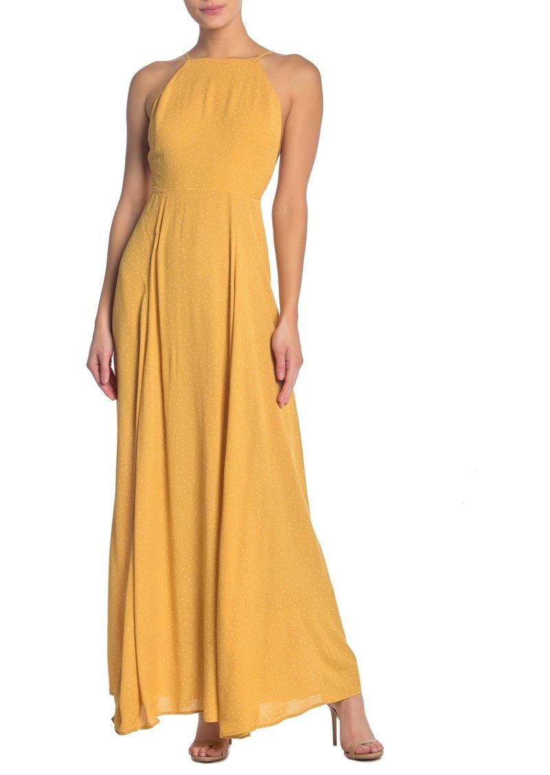 re:named Vanessa Maxi Dress