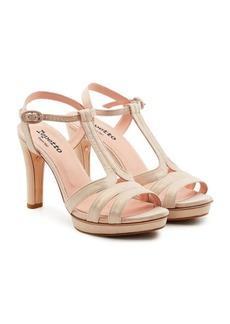 Repetto Bikini Suede Sandals