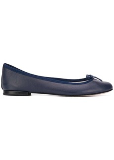 Repetto bow detail ballerina shoes