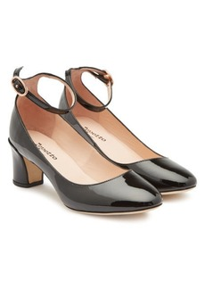 Repetto Electra Patent Leather Pumps