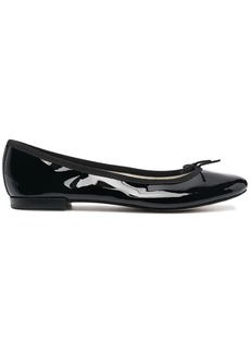Repetto glossy flat ballerina shoes