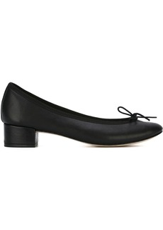Repetto heeled ballerinas