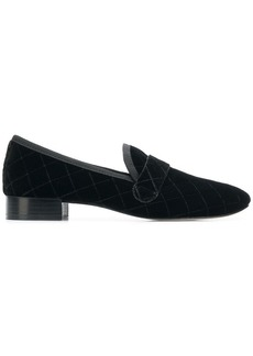 Repetto quilted loafers