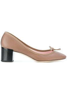 Repetto ballerina bow pumps - Brown