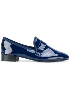 Repetto block heel loafers - Blue
