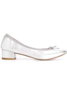 Repetto 'Camille' ballerinas - Metallic