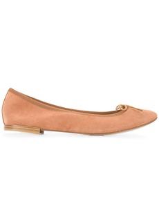 Repetto Cendrillon ballet flats - Brown
