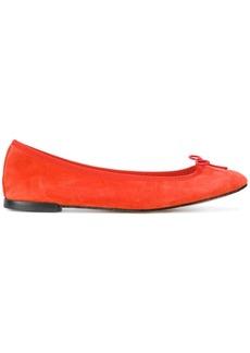Repetto classic ballerina pumps - Yellow & Orange