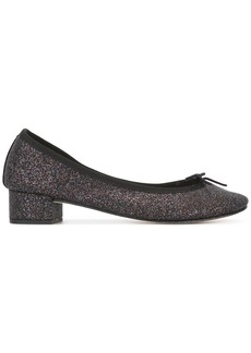 Repetto glitter ballerinas