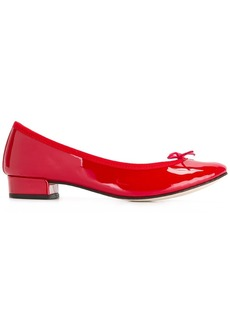 Repetto lace pumps - Red