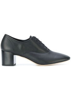 Repetto lace-up ankle pumps