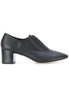 Repetto lace-up ankle pumps - Black