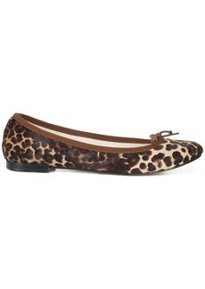 Repetto leopard print pumps