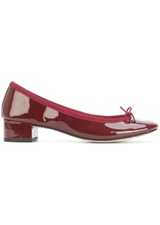 Repetto low heel ballerina shoes - Red