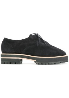 Repetto platform lace-up shoes