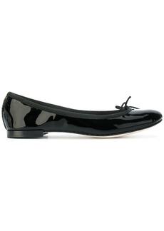 Repetto slip on ballerina pumps - Black