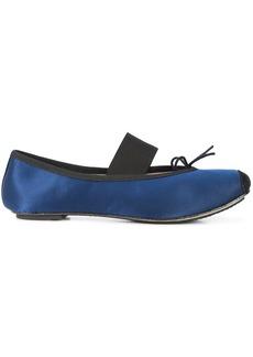 Repetto strap ballerinas - Blue