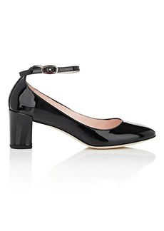 Repetto Women's Electra Patent Leather Mary Jane Pumps