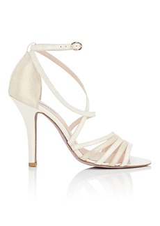 Repetto Women's Elle Patent Leather & Suede Sandals