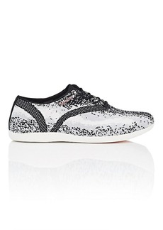 Repetto Women's Tech-Knit Oxford Sneakers