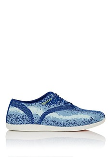 Repetto Women's Tech-Knit Oxford Sneakers
