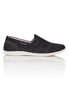 Repetto Women's Tech-Knit Slip-On Sneakers