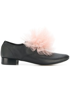 Repetto X Karena Lam Zizi oxford shoes - Black