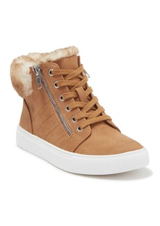 Report Armond Faux Fur Lined Sneaker