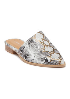 Report Illumi Asymmetrical Flat Mule