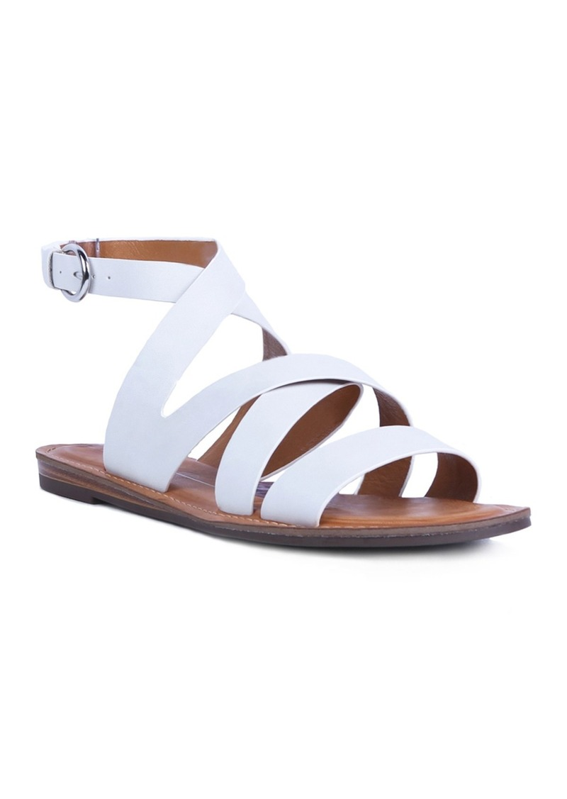 Report Quill Flat Sandal